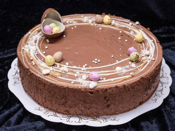 Moussekakku suklaa